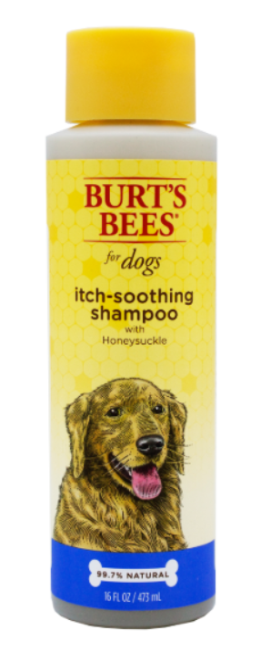 Burt's Bees Itch Soothing Shampoo Honeysuckle