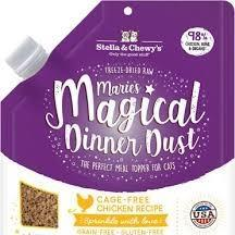 Stella & Chewy's Magical Dinner Dust for Cats 7oz - Paw Naturals