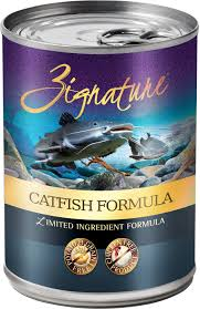 Zignature Catfish 13oz Canned Dog Food