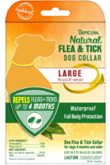 Tropiclean Natural Flea & Tick Dog Collar - Paw Naturals