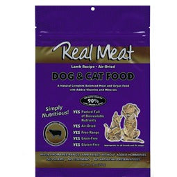 The Real Meat Company Lamb Air-Dried Dog & Cat Food