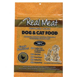 The Real Meat Company Chicken Air-Dried Dog & Cat Food
