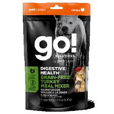 Petcurean GO! DIGESTIVE HEALTH Turkey Meal Mixer for Dogs
