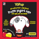 Yoghund Yopup Probiotic-Packed Frozen Yogurt Dog Treat 4 Pack