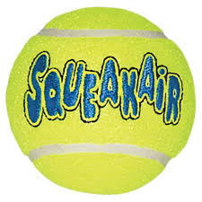 Air Kong Squeaker Tennis Ball Dog Toy