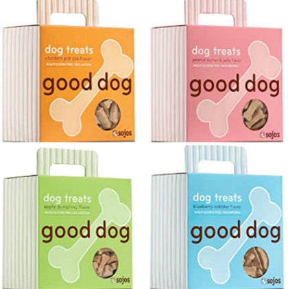Sojos Good Dog Biscuits