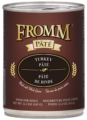 Fromm Gold Turkey Pate Dog Can