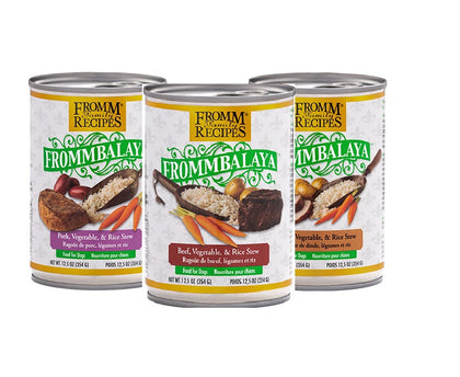 Fromm Frommbalaya Stew Canned Dog Food