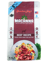 Grandma Lucy's Macanna Beef Raw Freeze-Dried Dog Food 1lb - Paw Naturals
