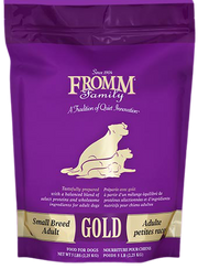 Fromm Gold Adult Small Breed Dry Dog Food
