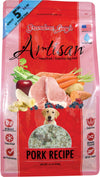 Grandma Lucy's Artisan Pork Raw Freeze-Dried Dog Food 10lb - Paw Naturals