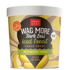 Cloud Star Wag More Bark Less Iced Dog Treats Banana - Paw Naturals