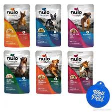 Nulo Freestyle Grain-Free Natural Food Compliment Dog Treat 2.8oz