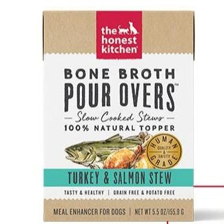 Honest Kitchen Pour Turkey & Salmon 5.5oz