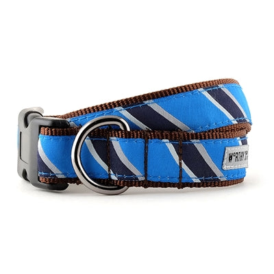The Worthy Dog Prep School Blue Collar & Lead Collection