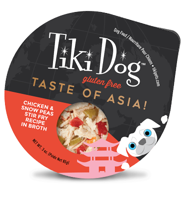Tiki Pet Petites Taste of the World Canned Dog Food 3oz