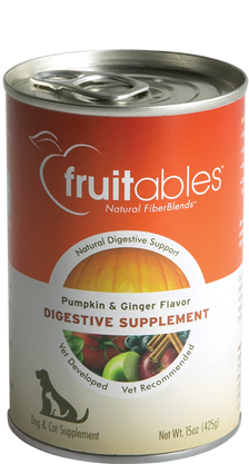 Fruitables Supplement Pumpkin and Ginger 15oz