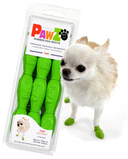 Pawz Natural Rubber Dog Boots 12 pack