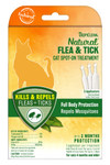 Tropiclean Spot On Flea & Tick Treatment for Cats
