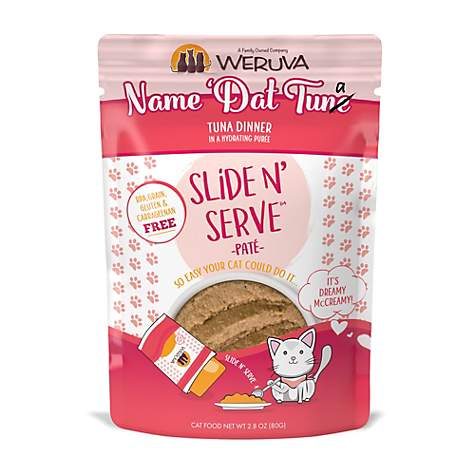 Weruva Slide N' Serve Wet Cat Food Pouch 2.8oz