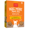 Cloud Star Wag More Bark Less Grain-Free Biscuits 14oz Dog Treat