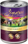 Zignature Goat 13oz Canned Dog Food - Paw Naturals