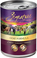 Zignature Goat 13oz Canned Dog Food