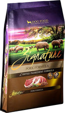 Zignature Pork Dry Dog Food