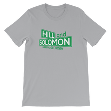 Hill and Solomon Signature - Short-Sleeve Unisex T-Shirt