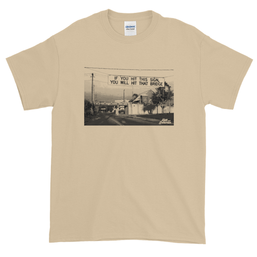 Bridge Shirt - Monochrome - Short-Sleeve T-Shirt