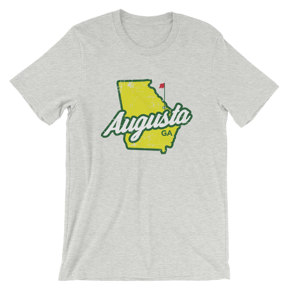 Augusta Golf Short-Sleeve Unisex T-Shirt