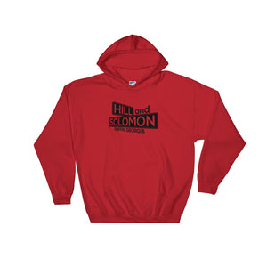 Hill and Solomon Signature 3 Hooded Sweatshirt