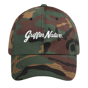 Griffin Native - Unstructured Classic Dad Cap