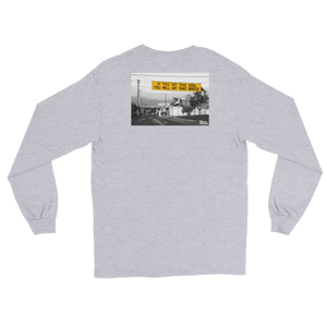 Bridge Picture - Front Back Long Sleeve T-Shirt
