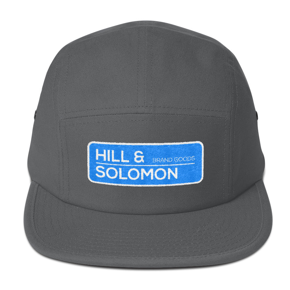 Hill and Solomon Signature Patch V2 5 Panel Camper