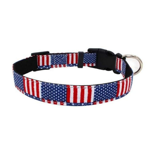 USA Flag Dog Collar, WholeSale Pricing