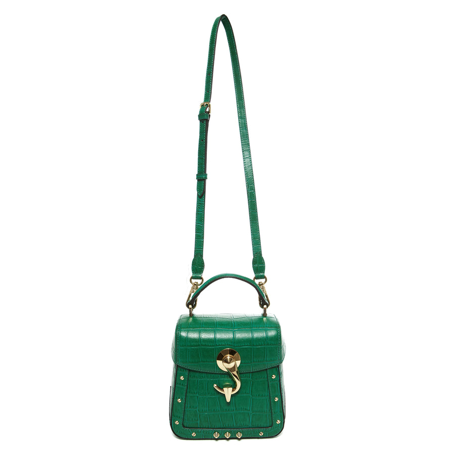 TRUNKINO BAG CROCO - Small - Green