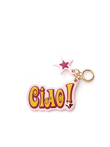 CIAO! KEY RING_Pink