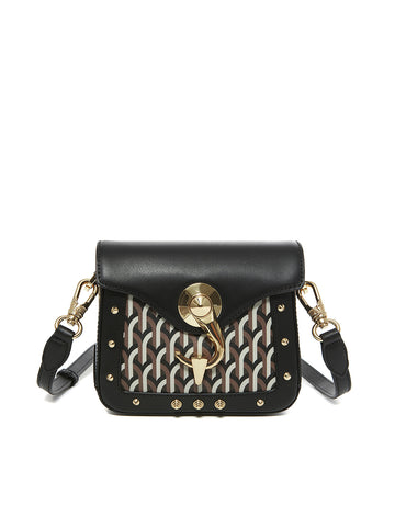 VOLLUTINO BAG _ XSmall _ Black