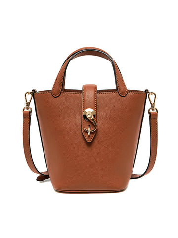 GLINDA BAG _ Solid Camel