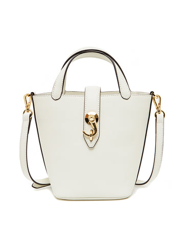 GLINDA BAG _ Solid White