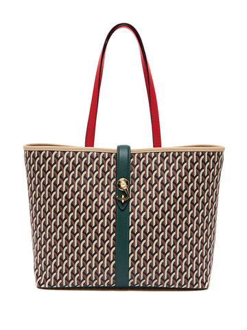 OZ SHOPPER BAG_MULTI GREEN