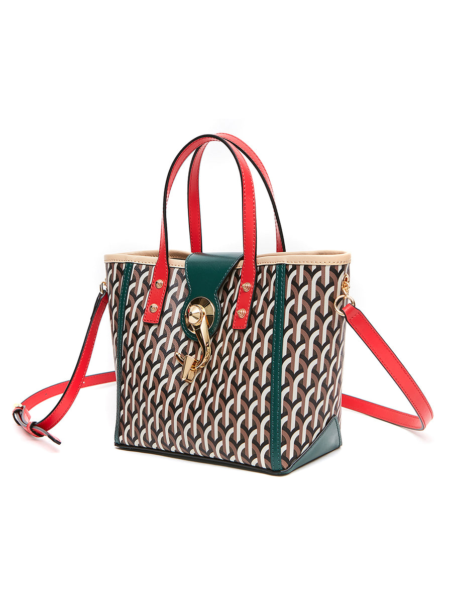 BARKIA BAG _ Multi green