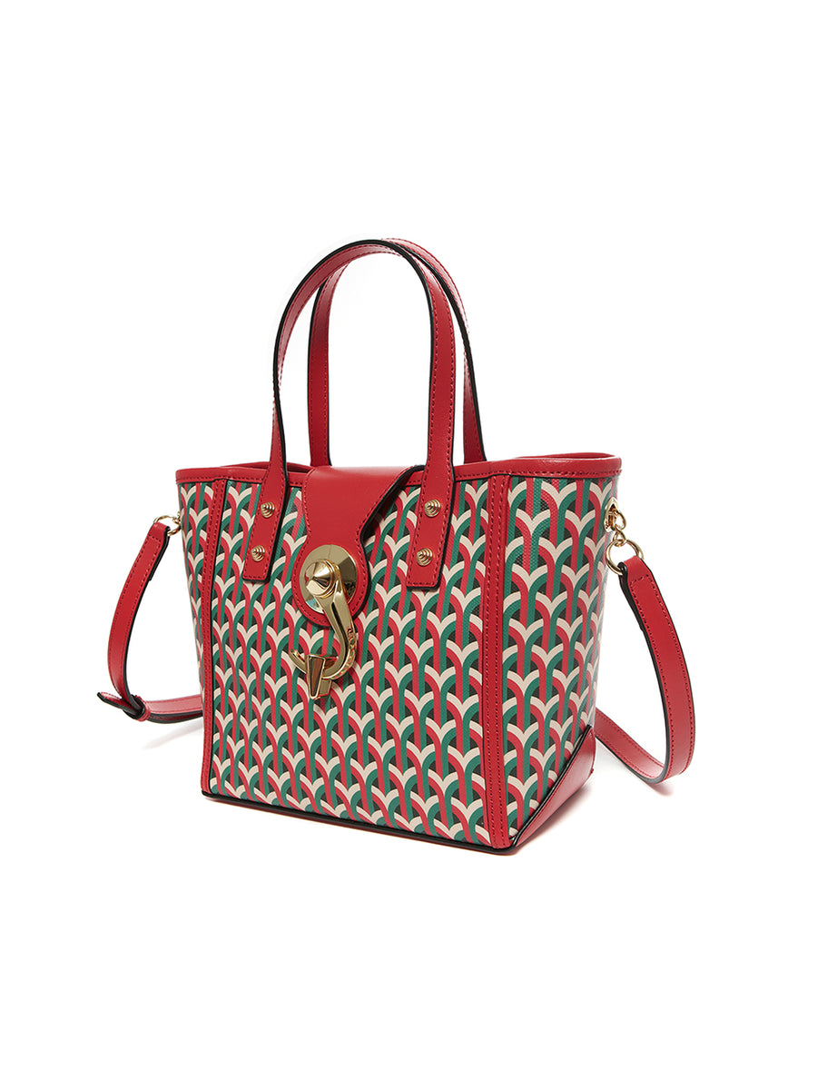 BARKIA BAG _ CORONA - Red