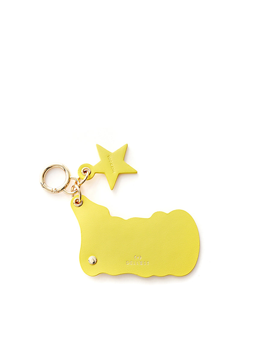 CIAO! KEY RING_Yellow