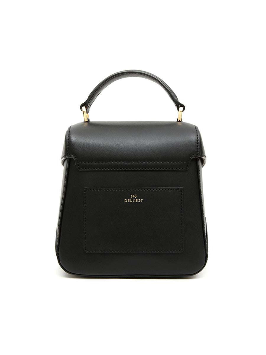 TRUNKINO BAG SOLID - Small - Black