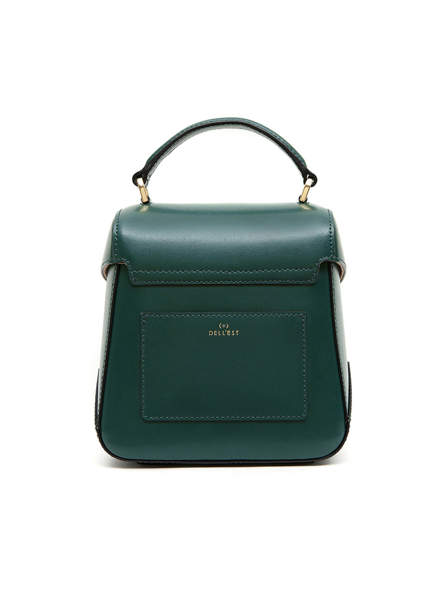 TRUNKINO BAG SOLID - Small - Moss green