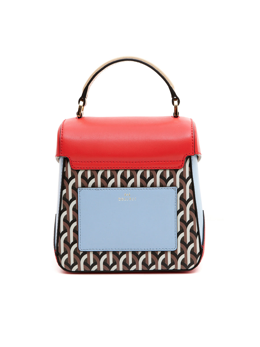 TRUNKINO BAG - Small - Multi red