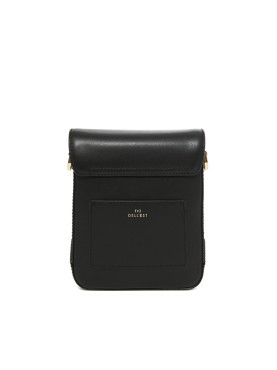 METRO BAG _ Small _ SOLID - Black