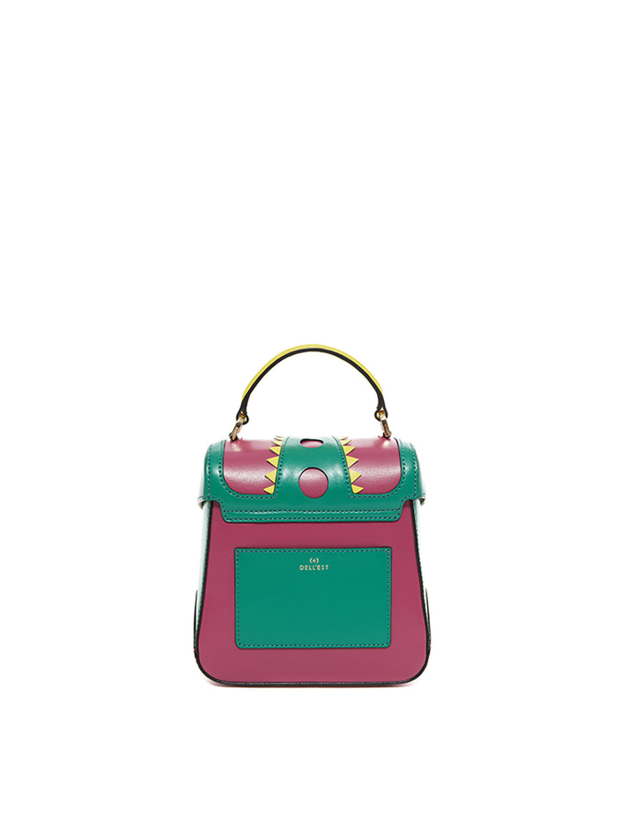 TRUNKINO BAG - Small - Super Nova - Multi Fuscia
